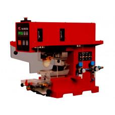 TIC-163S - однокрасочный настольный пневмомеханический тампонный станок