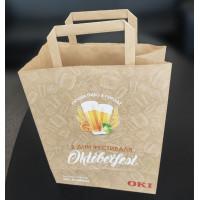 OKI Pro9542: печать на пакетах и сумках из крафтовой бумаги