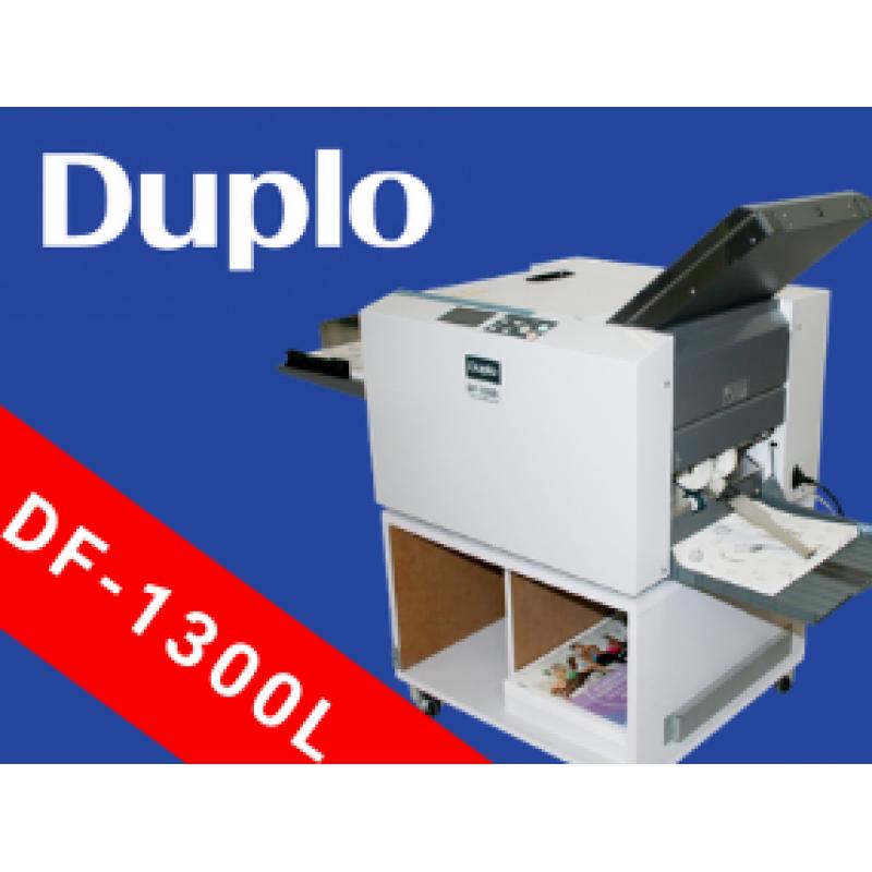 Фальцуем по-крупному: DUPLO International выпустила фальцовщик для работы с длинными листами