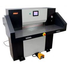 Гильотинная бумагорезательная машина RIGO HYDROCUT 650