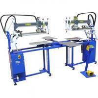 Полуавтоматический трафаретный станок для текстиля Schulze НАT 5070 4/2