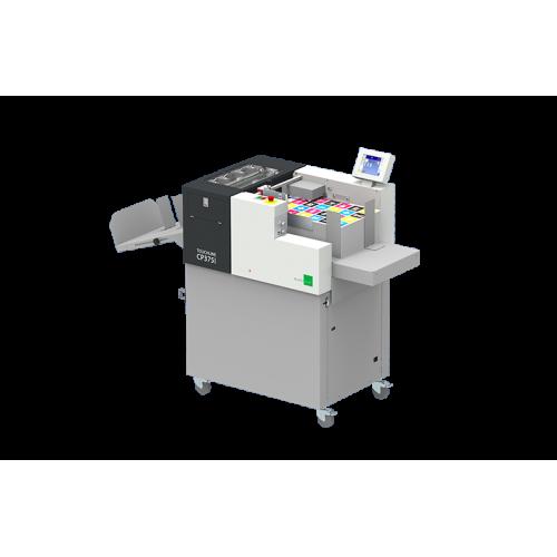 Биговально-перфорационная машина TOUCHLINE CP375 DUO