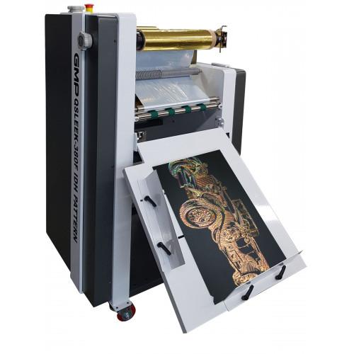 Оборудование для выборочного 3D фольгирования (1)