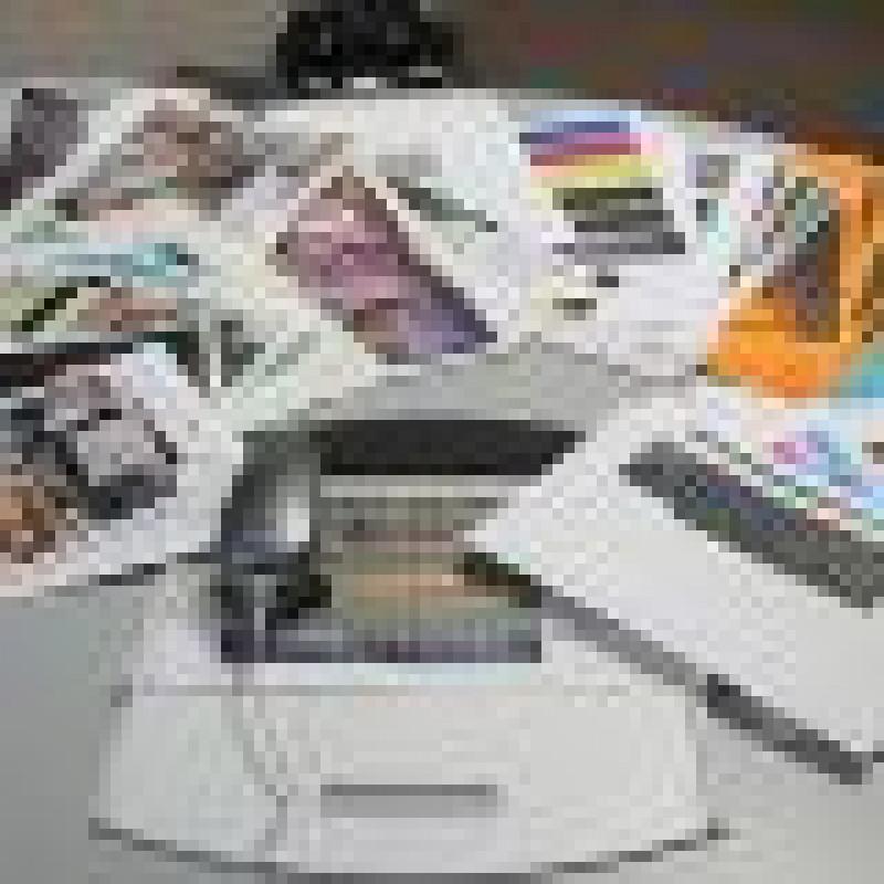 Тестирование самоклеющихся пленок и бумаг на Canon iRC 4080i/4580i