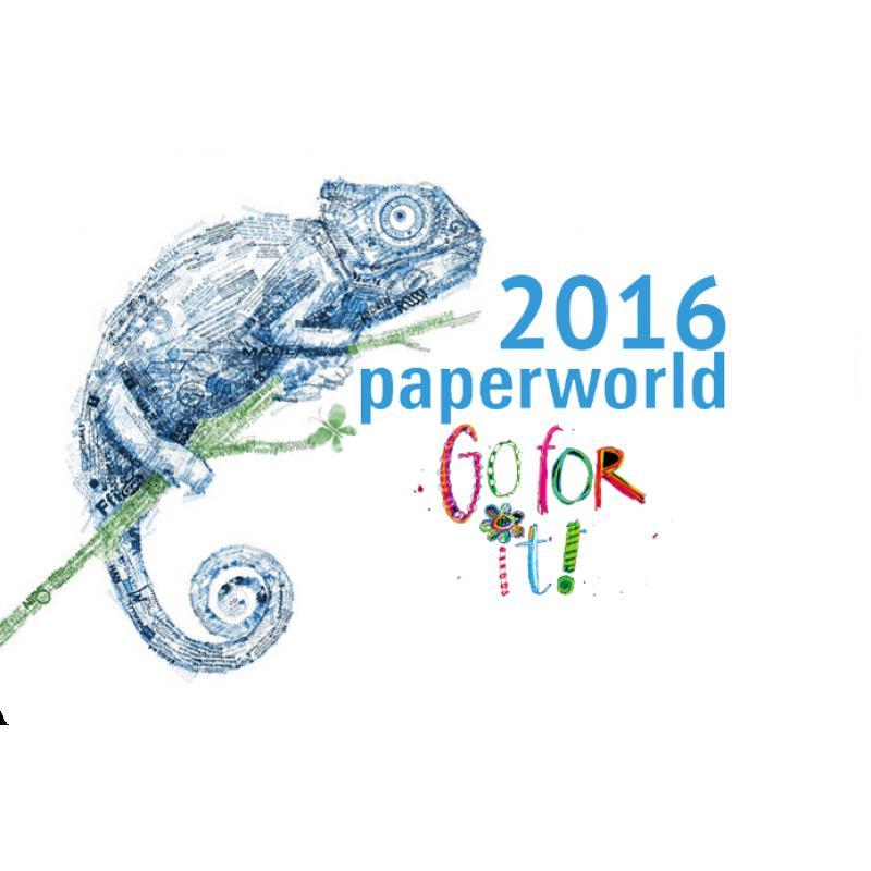 IDEAL – итоги выставки Paperworld 2016