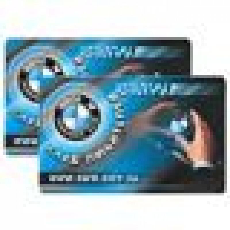 Изготовление пластиковых карт на Canon iRC 2620/3220