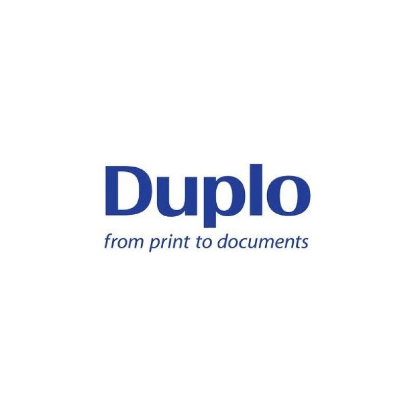 Анонс нового оборудования компании DUPLO на выставке Drupa 2016