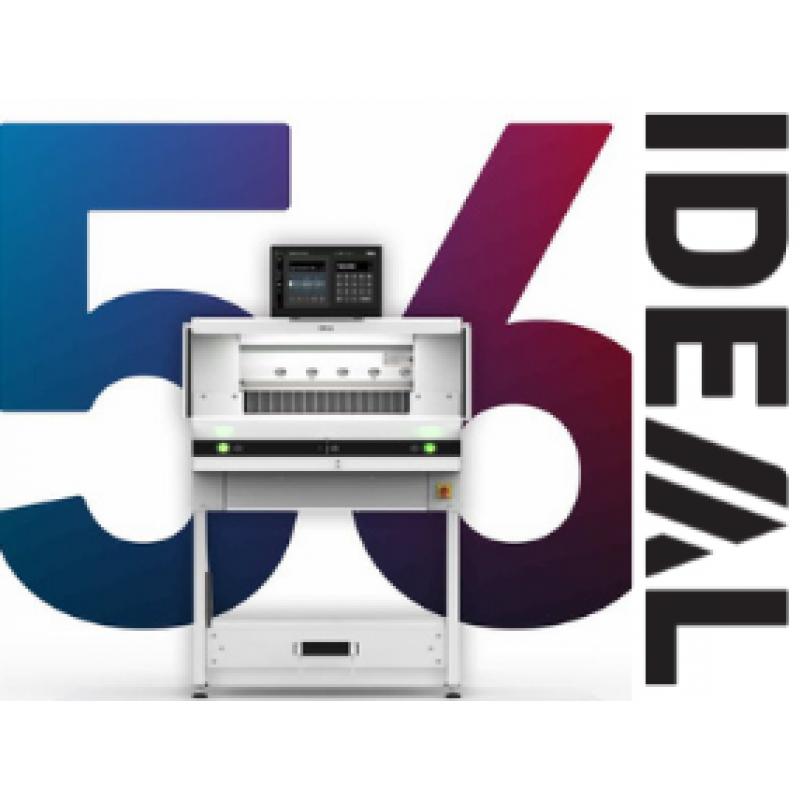 IDEAL выпустила компьютеризированную резальную машину следующего поколения