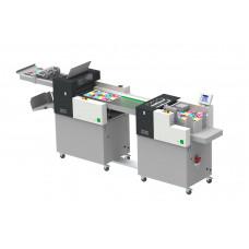 Биговально-перфорационная машина TOUCHLINE CP375 DUO и биговально-фальцевальная машина TCF375