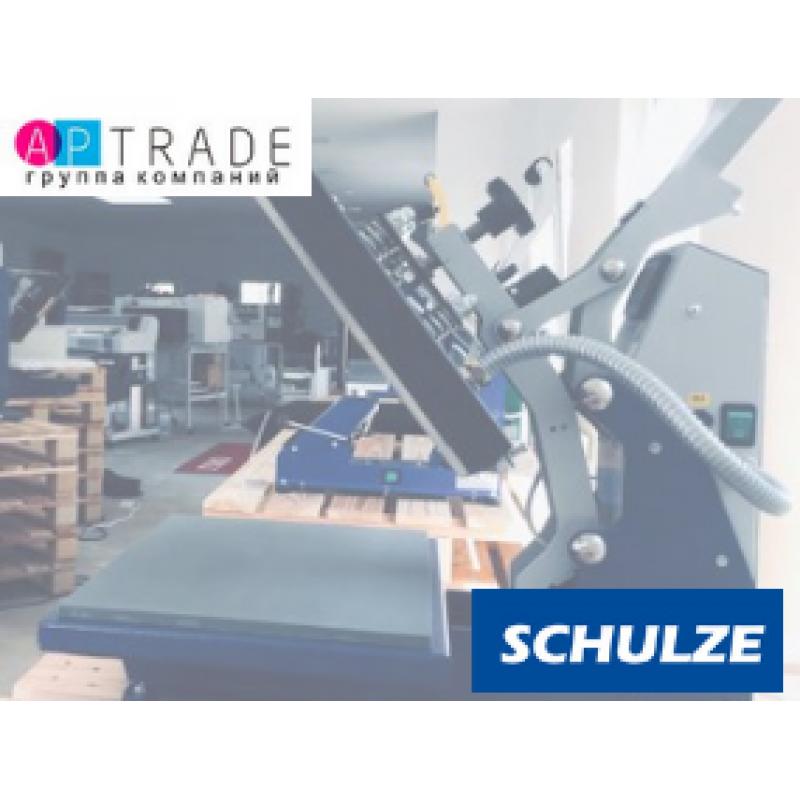 Типография AP TRADE обновила термотрансферный участок производства, установив 3 новых пресса Schulze