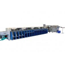 Автоматическая подборочная  машина  MKW RAPID TRANS UT