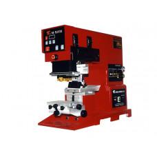 TIC-181S - однокрасочный настольный пневмомеханический тампонный станок