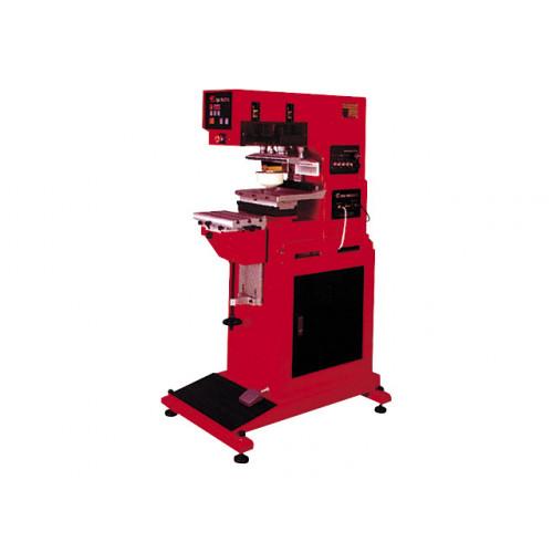 Полуавтоматические однокрасочные станки тампонной печати (3)