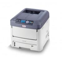 Цветной принтер A4 с белым тонером OKI Pro7411WT