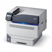 Принтер для оперативной полиграфии с дополнительными цветами OKI Pro9541