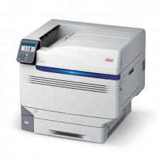 Принтер SRA3 с дополнительным белым цветом для печати на цветных носителях OKI Pro9542dn