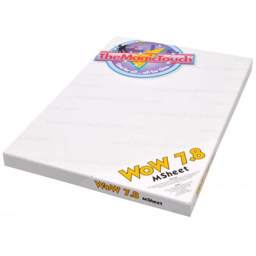 MagicTouch WoW 7.8 Msheet - для черного и цветного текстиля