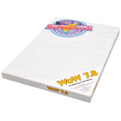 MagicTouch WoW 7.8 - для черного и цветного текстиля