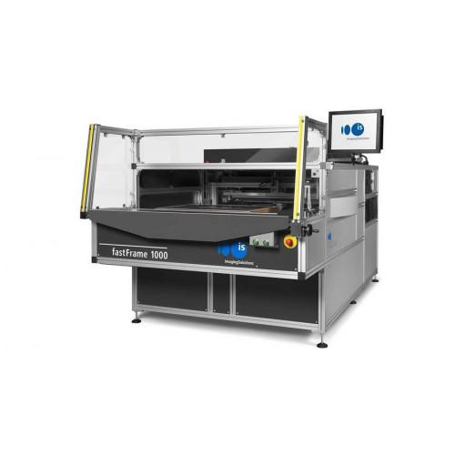 Автоматическая машина для натяжения мягких полотен на раму fastFrame