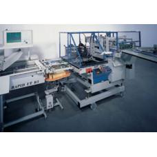 Автоматическая брошюровально-фальцевальная машина MKW RAPID TRANS  SFT 570 / SFT 350
