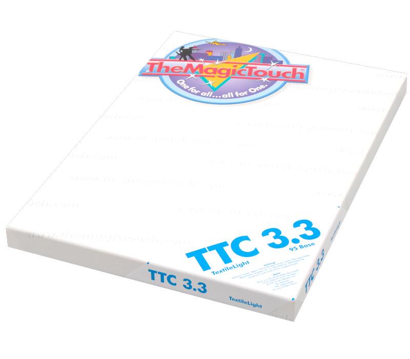The Magic Touch TTC 3.3 A3 (Термотрансферная бумага на светлую ткань)